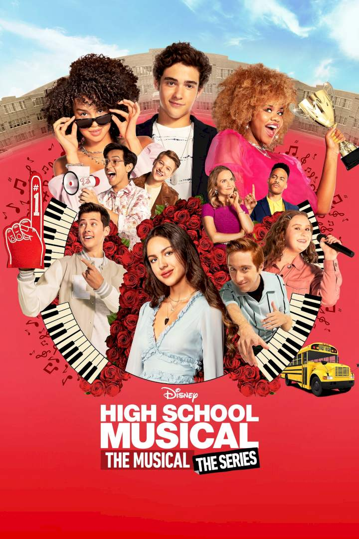 High School Musical - The Musical -The Series