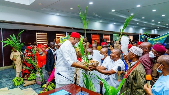 military ipob clash uzodinma hailed for restoring peace in imo