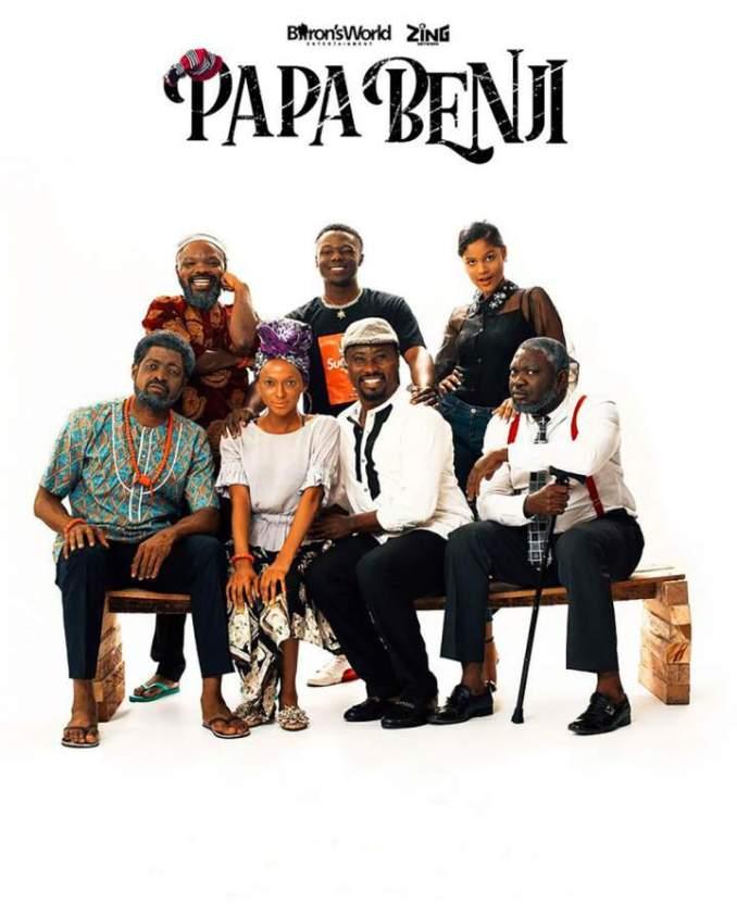 [Movie] Papa Benji
