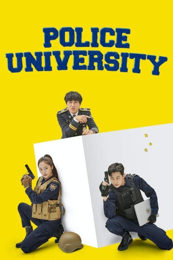 [Movie] Police University (Korean Drama)