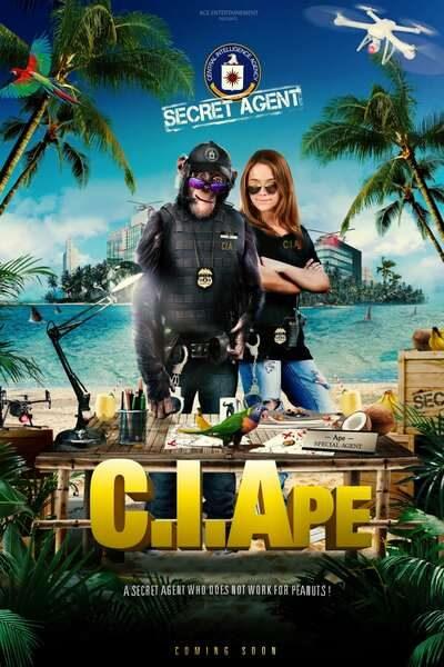 C.I.Ape (2021) – Hollywood Movie