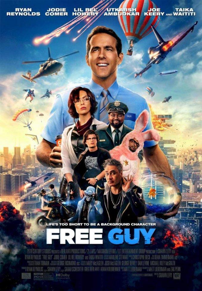 Free Guy (2021) – Hollywood Movie