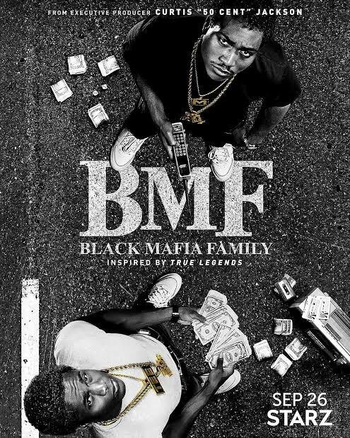 [Movie] Black Mafia Family (BMF)