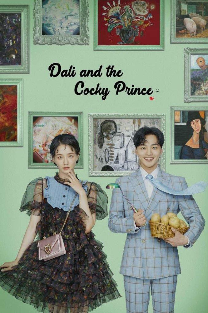 [Movie] Dali and Cocky Prince (Korean Drama)