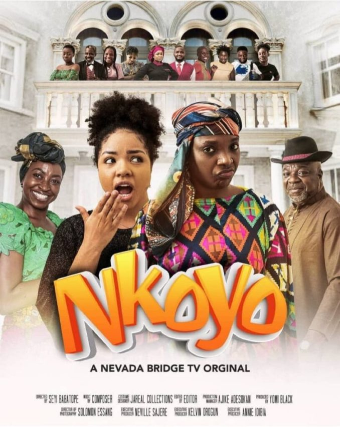 [Movie] Nkoyo