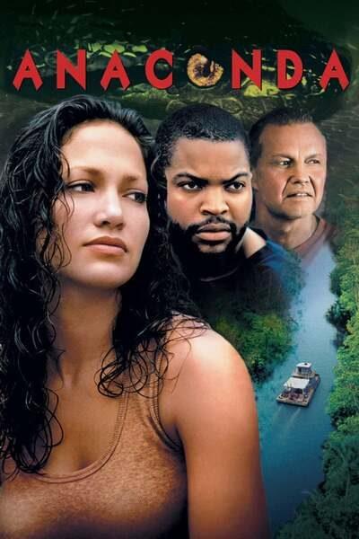 Anaconda (1997) – Hollywood Movie
