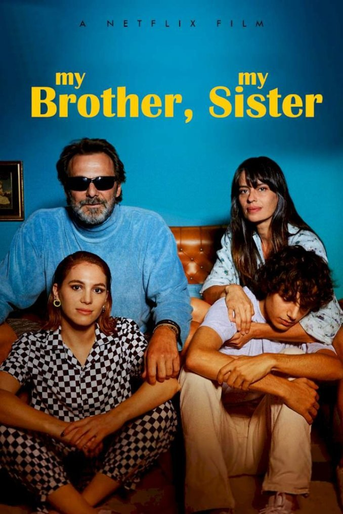 [Movie] My Brother My Sister