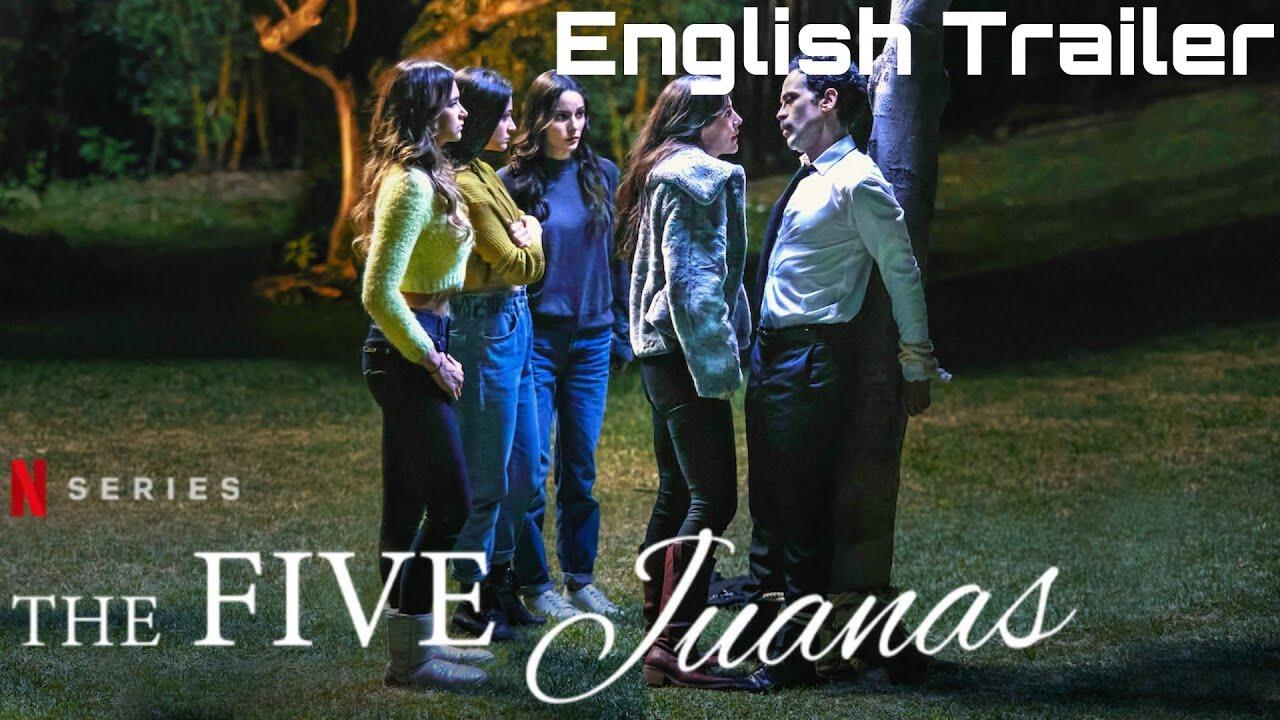 [Movie] The Five Juanas