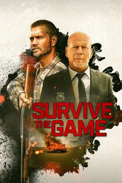 Survive the Game (2021) – Hollywood Movie