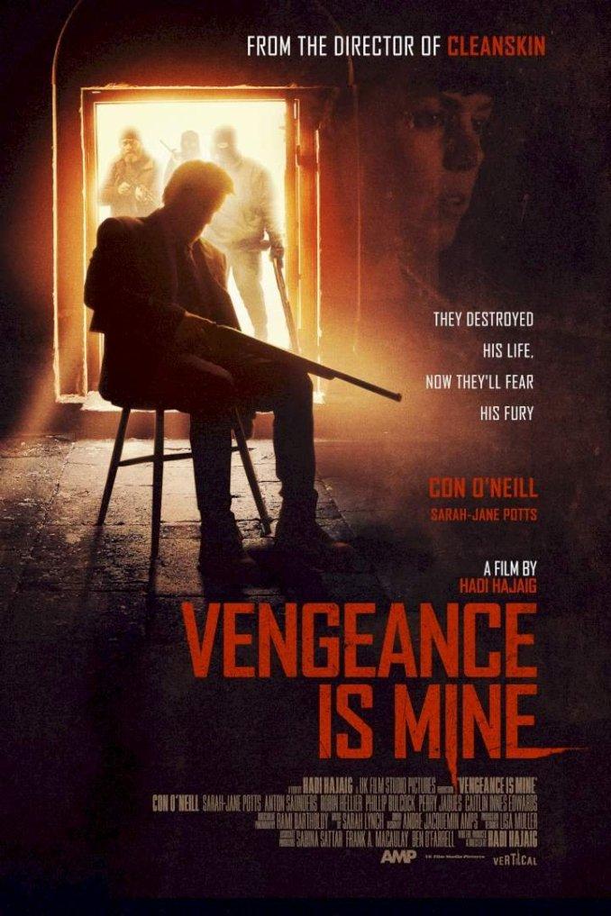 Vengeance is Mine (2021) – Hollywood Movie